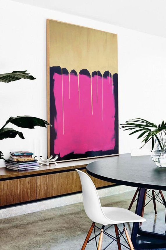 Large Wall Art Painting On Canvas Oversized Wall Art Abstract Oil
