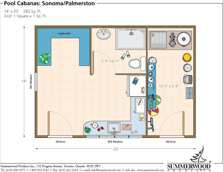 interesting studio pool house floor plans cabin comes as kit only