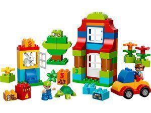 LEGO DUPLO 10580: Deluxe Box of Fun