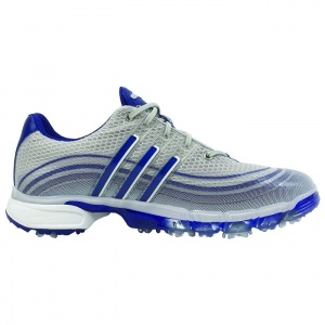 SALE - Adidas Powerband Sport Football Cleats Mens Blue Leather - Was $120.00 - SAVE $95.00. BUY Now - ONLY $24.99