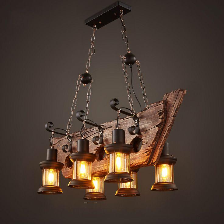 Edison Bulb Fan Floor Lamp: 80 Best Lighting Design Ideas For Restaurant Images On