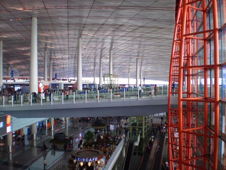 Beijing Capital Airport, Terminal 3