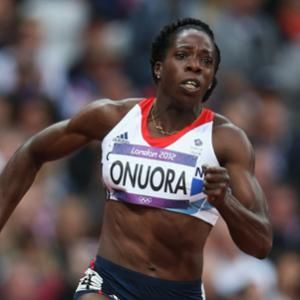 Anyika Onuora - 4 by 100 metres relay.