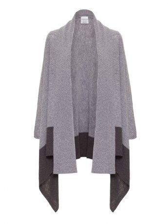 Wool Scarf L/S Cardi from Metalicus