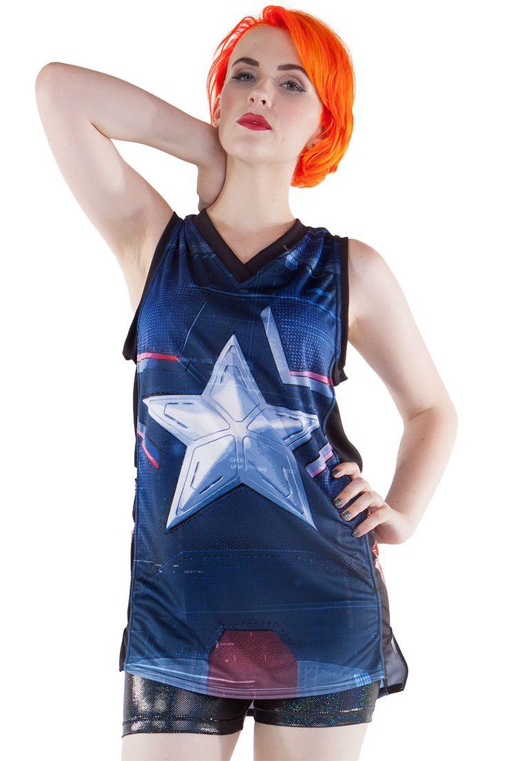 Captain America Suit Rainmaker $85.00 AUD