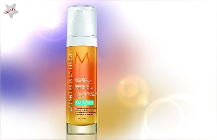 Moroccanoil Blow-Dry Concentrate: Widerspenstiges Haar - ade! ⋆