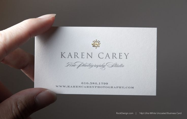 How big is a business card?