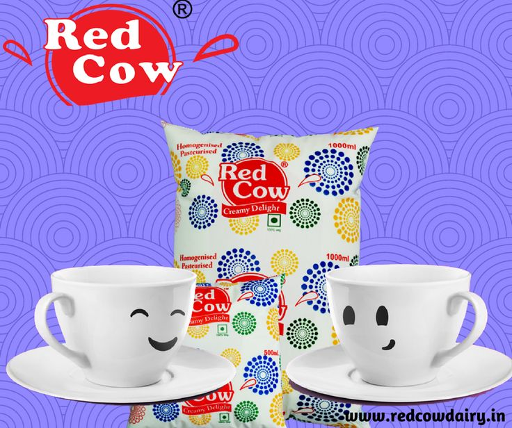 Lets enjoy & delighted on every morning with happy cups & more milk Visit us: www.redcowdairy.in