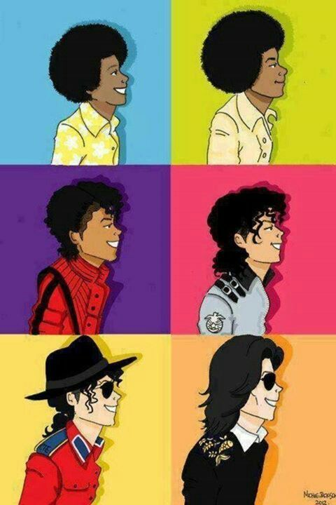 Michael Jackson Art Image