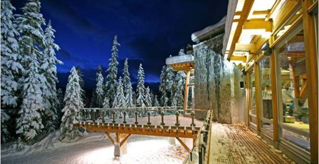 Whistler Olympic Park- Wedding Venue