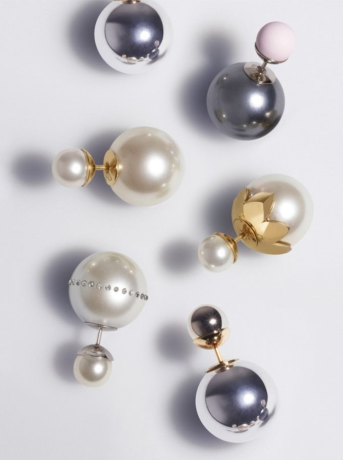 Dior Tribale earings