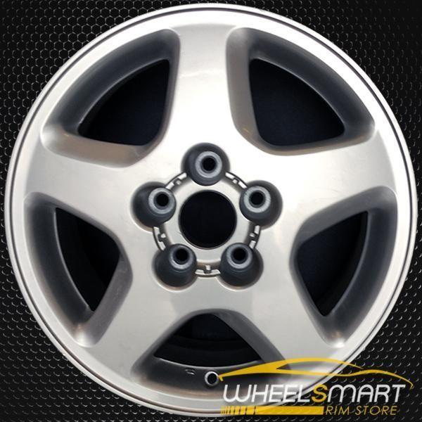 16 Nissan 240sx Oem Wheel 1995 1998 Silver Alloy Stock Rim 62316 Oem Wheels Nissan 240sx Wheels For Sale