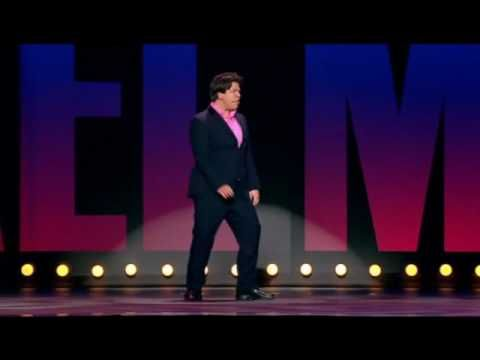 Michael McIntyre on the gym changing rooms. Makes me laugh so much