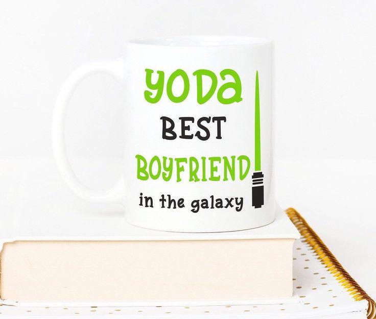 Yoda Best Boyfriend Mug,Boyfriend Gift,Boyfriend Anniversary Gift,Boyfriend Birthday Gift,Boyfriend Gift Christmas,Best Boyfriend Ever Mug