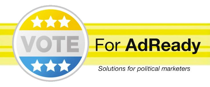 Read more about AdReady's solutions for political marketers.