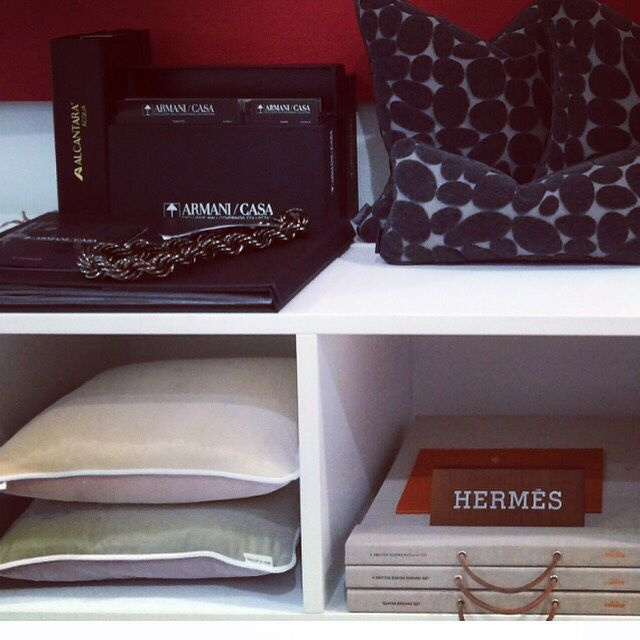Does it get any better? Armani, Homme and Hermes all in one picture! All available for purchase at South Pacific Fabrics Fortitude Valley or online (coming soon). #hermes #armani #armanicasa #hommeupholsterystudio #luxurygoods #birkin #cushions #hommecushions #fabrics #southpacificfabrics #hermesfabric #lelievre #luxury #interiors #interiordesign #interiordesignersbrisbane #homewares #design #decor #styling