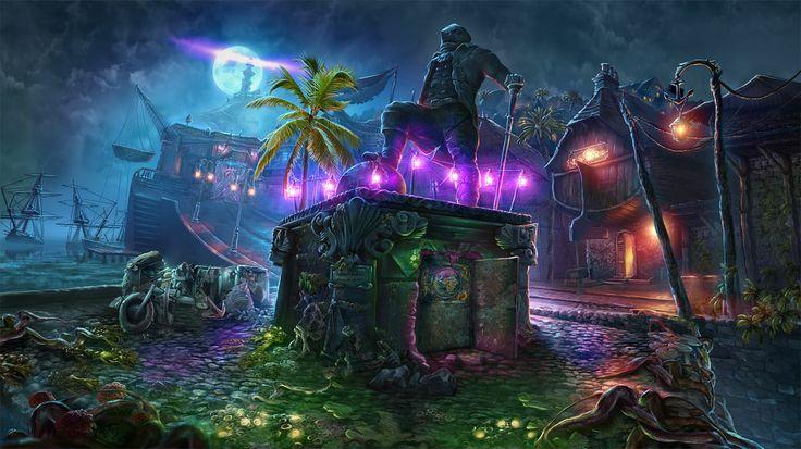 Nightmares from the Deep: The Siren`s Call #nightmares #artifexmundi #adventure #game