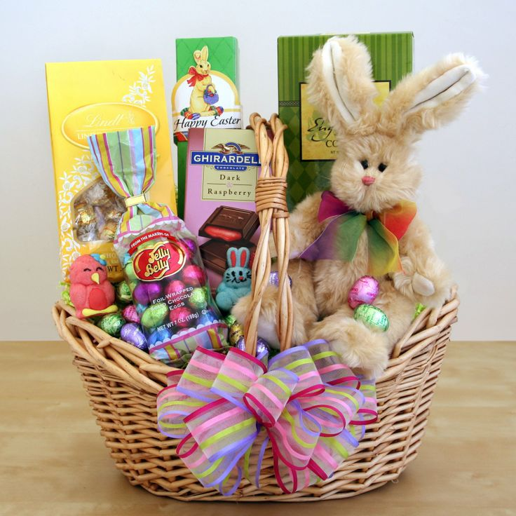 13 best easter bunnies images on pinterest bunnies easter easter wishes to the favories on your list when you send this fun and adorable easter basket full of all easter goodies negle Images