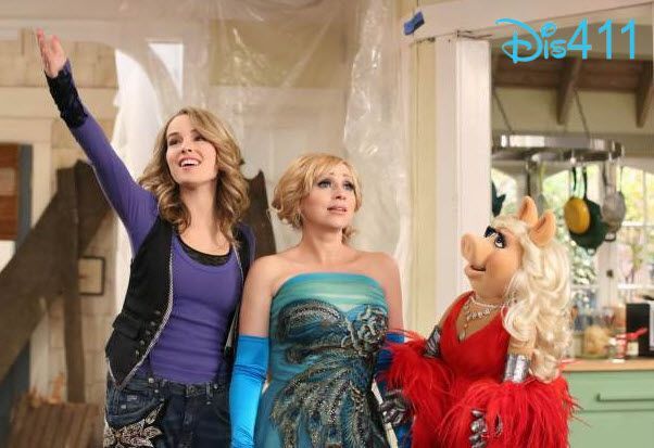 """Videos: Bridgit Mendler And Leigh-Allyn Baker Talk """"Good Luck Charlie"""" Storylines They Would Like To See"""
