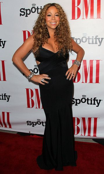Mariah Carey Photos - Recording artist Mariah Carey attends the 12th Annual BMI Urban Awards at the Saban Theatre on September 7, 2012 in Beverly Hills, California. - 12th Annual BMI Urban Awards - Arrivals