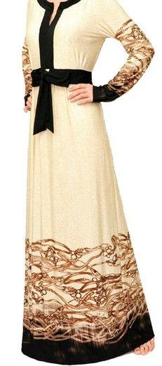 #Hijab Abaya-Dress.