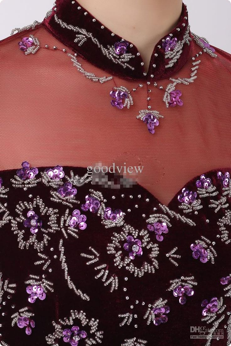 Women dresses cheongsam bead sequin embroidery g jpeg