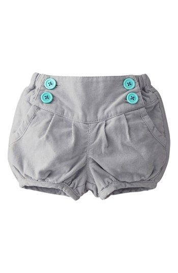 Mini Boden 'Babycord' Bloomers (Baby Girls) available at #Nordstrom