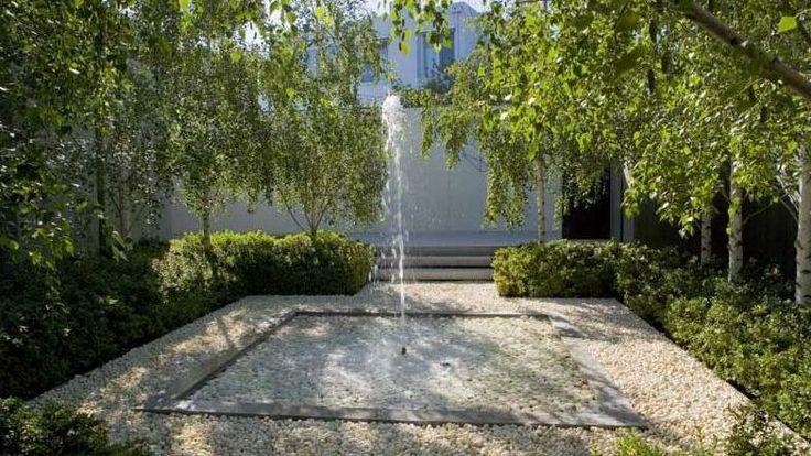 Paul Bangay - Fountain