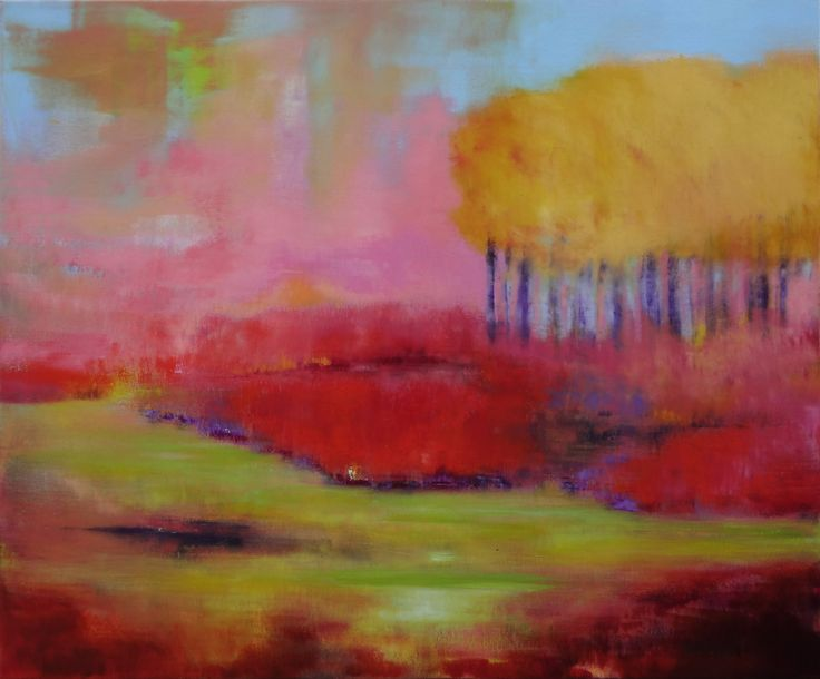 FINEARTSEEN - View Grand Finale by Faith Patterson. A beautiful original landscape painting. Available on FineArtSeen - The Home Of Original Art. Enjoy Free Delivery with every order. >