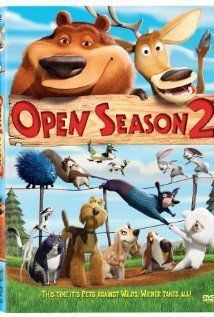 Open Season 2 (2008)  ★★★☆☆