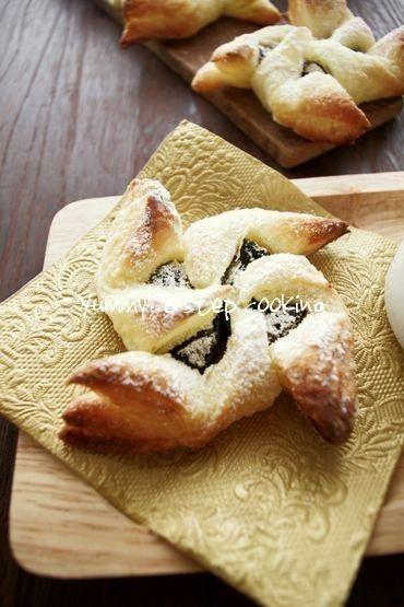 NEWレシピ♪フィンランドのクリスマス菓子、プルーンのパイ『ヨウルトルットゥ』