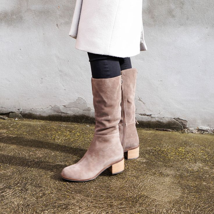 BOLSTER Calf Boots. Shop Now: http://bit.ly/BOLSTER