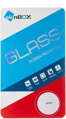 Skinbox Skinbox Glass для LG K3  — 890 руб. —  Защитное стекло Skinbox предназначено для установки на сенсорный экран телефона для обеспечения максимальной безопасности. Использование защитного стекла убережет сенсорный экран от повреждений при падении или ударе, а также предотвратит появление царапин или потертостей на его поверхности. Стойкое покрытие сохраняет цветопередачу экрана и чувствительность сенсора, потому владелец может свободно пользоваться всеми функциями своего девайса.