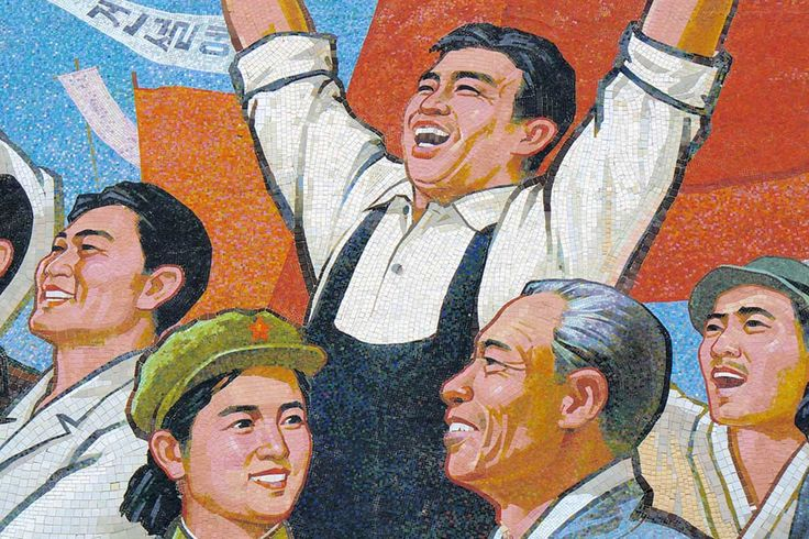 Wrestling in Nordkorea | © CC yeowatzup auf Flickr