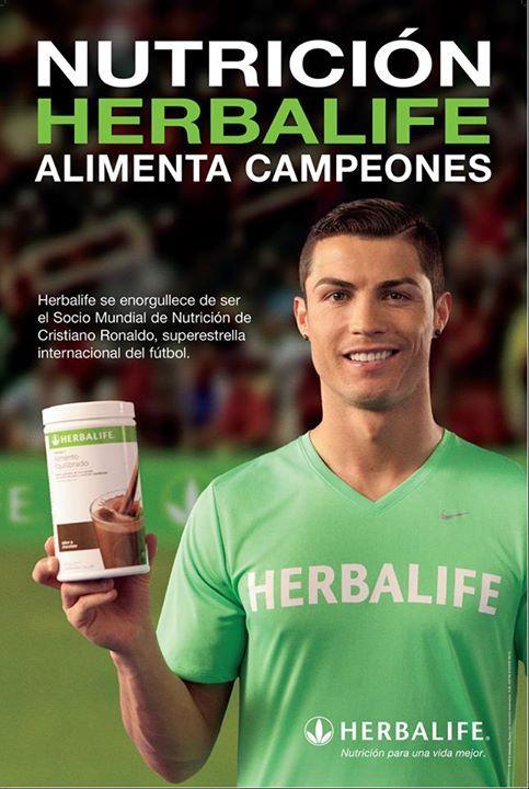 CR7 Cristiano Ronaldo Parte del Team Herbalife quieres ...