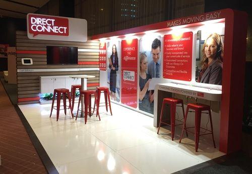 Direct Connect Custom Display, 2015.