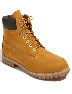 Timberland Classic Boots Series Premium Boot. Lili, you have made me boot crazy. I need these boots.