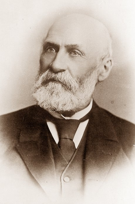 Kansas history: 1861-1891 / LJWorld.com . . . Kansas first governor, Charles Robinson