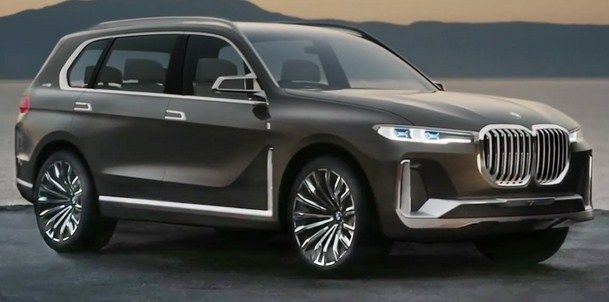 2020 Bmw X7 Release Date And Price Bmw X7 Bmw Suv Bmw Classic Cars