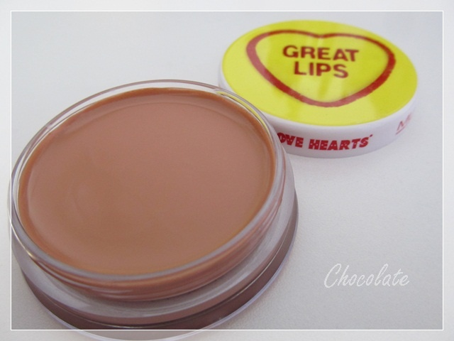MUA Great Lips lip balm