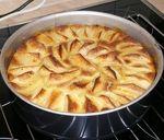 Tarta de Manzana Casera Receta