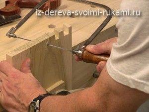 деревянный ящик для хранения инструментов своими руками