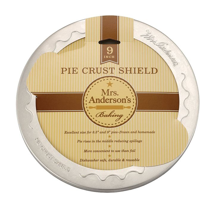 Mrs. Anderson's Baking Pie Crust Shield, 9-Inch ** You can get additional details at the image link.