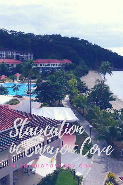 Michi Photostory: Staycation:Canyon Cove