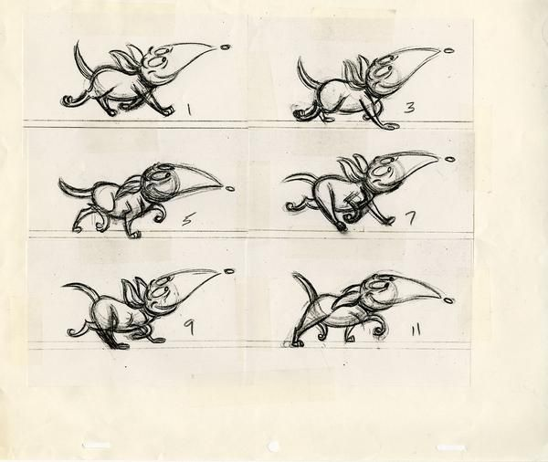 Has Anyone Seen My Glasses?: Animating Dogs, Part II: More Gaits, and Examples