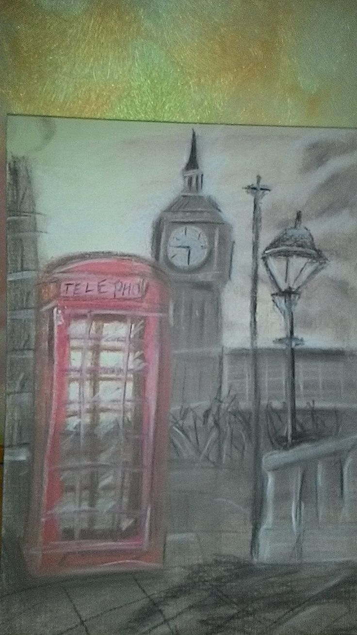 London by Gor (soft pastel)