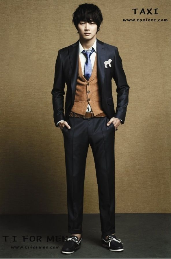 formal korean style asian fashion inspiration for men