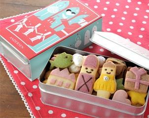 アンデルセン童話クッキーシリーズ アンデルセンネット/パンのお取り寄せ、ギフト、通信販売