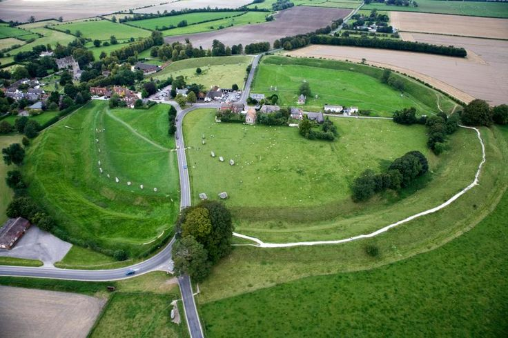 6/7/17 Avebury's mysterious wooden pagan circles found to be 800 years OLDER than Stonehenge  Huge wooden palisades were set alight to create massive fire rings in pagan religious ritual just 20 miles down the road from Stonehenge  The wooden rings were discovered in Avebury after archaeologists discovered coal leftovers from when they were deliberately burned down by pagans