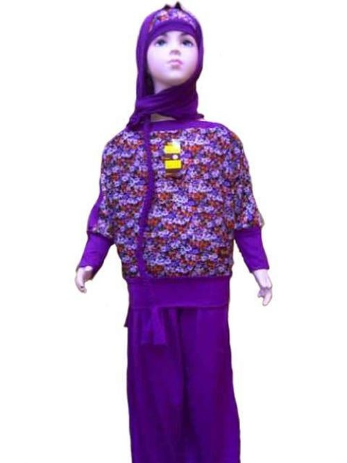 Baju Muslim Anak Wanita MAW009